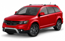 2017 Dodge Journey SXT Ultimate Family Package