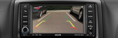 ParkView® Rear Back-Up Camera12