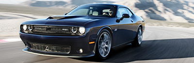 SRT® Hellcat model with 707 horsepower and 650 lb-ft of torque