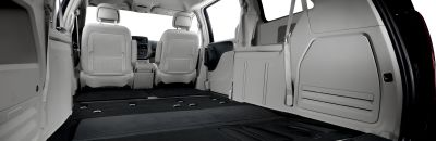 Offers up to 81 different seating and cargo configurations