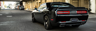 3 HEMI® V8 engines available – all with standard Active Exhaust